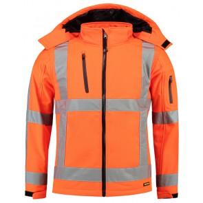 Tricorp 403003 Softshell RWS Fluor Oranje