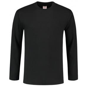 Tricorp 101006 T-Shirt Lange Mouw Zwart