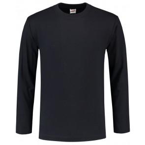 Tricorp 101006 T-Shirt Lange Mouw Marineblauw
