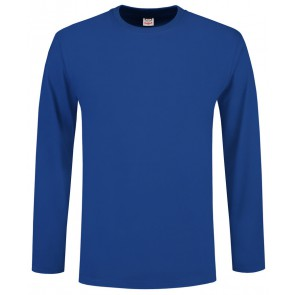 Tricorp 101006 T-Shirt Lange Mouw Royalblue