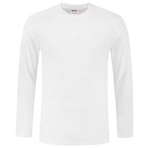 Tricorp 101006 T-Shirt Lange Mouw Wit