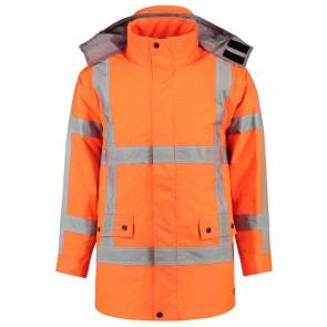 Tricorp 403005 Parka RWS Fluor Oranje