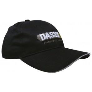 Dassy Triton Pet Zwart
