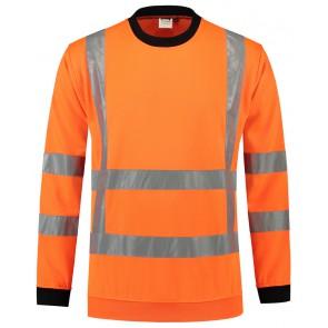 Tricorp 303001 Sweater RWS Fluor Oranje