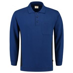 Tricorp 302001 Polosweater Royalblue-Marineblauw