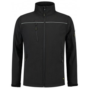 Tricorp 402006 Softshell Luxe Zwart