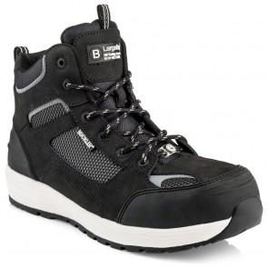 Buckler Boots Largo Bay S1P Hoog Zwart